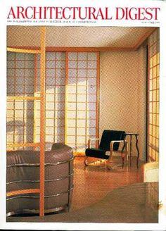 Architectural Digest - November 1998