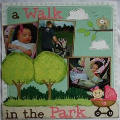 Walk in the Park Layout.
