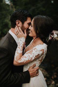 Real Essense of Australia Bride Nikki-May + Dustin