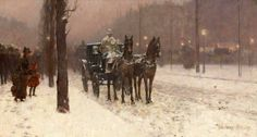 Frederick-Childe-Hassam---Paris,-Winter-Day,-1877