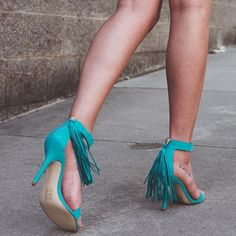Strut Your Stuff with ALDO's Fringe 'Celena' Sandals