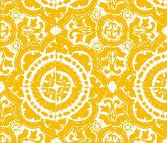 LUCIA fabric by marcador on Spoonflower - custom fabric  Jess