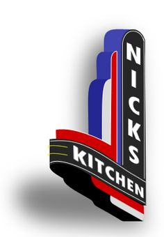 Nick's Kitchen as seen on Food Paradise