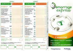 Démarrage Express 2è semaine  6 et 7