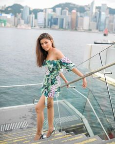 Kate Valdez, Apartment 8 Clothing, Botanical Fashion, Cover Up, Rompers, Instagram Posts, Cute, People, Philippines
