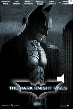 Not even out yet, but I know it will be my favorite movie of the year!
