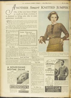 Issue: 16 May 1936 - The Australian Women's Wee...