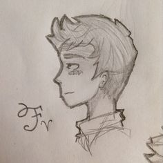 Fitz Vacker Doodle, by @firefox_student
