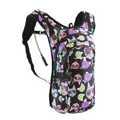 A hydration pack right out of fear and loathing in las vegas.get trippy Festival List, Festival Must Haves, Fear And Loathing, Hydration Pack, Vip, Drawstring Backpack, Super Cute, Backpacks, My Style