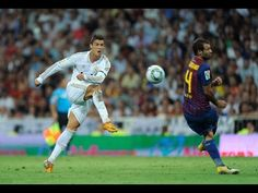 Cristiano Ronaldo vs Barcelona Away HD720p (02-04-2016)