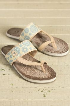 Women's Cushe Dayglow Leather Slide Sandals | Overland Sheepskin