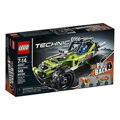 This chunky Desert Racer is built for rugged driving. There is a pull-back motor to power it forward as well as 4 massive tires to tackle any obstacle. This great little model also features a roll-cag...