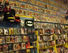 San Francisco's Top 8 Comic Book Stores