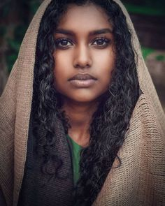 The beauty of the world's nationalities is stunning. Posted by Sifu Derek Frearson African Beauty, Indian Beauty, Ethiopian Beauty, Beautiful Black Women, Beautiful Eyes, Dark Beauty, Beauty Skin, Pretty People, Beautiful People