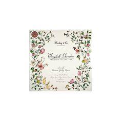 Bloc 30×30 English Garden  Descripción:  Elegante Bloc de papeles para Scrapbooking de 30x30cm. Tapas con etiquetas de rosas recortables. 40 papeles impresos a doble cara.