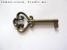 vintage key by lemon-stock on DeviantArt Old Keys, Vintage Keys, Abstract Expressionism, Door Handles, Pumpkins, Image, Lemon, Deviantart, Antique Keys