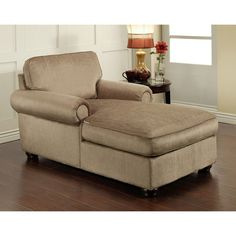 Abbyson Living Chelsea Fabric Chaise - Overstock™ Shopping - Big Discounts on Abbyson Living Lounge Chairs