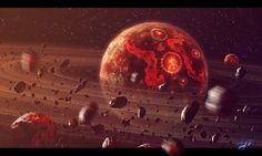 - A Protoplanet by ~RMirandinha on deviantART