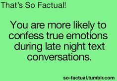 so factual