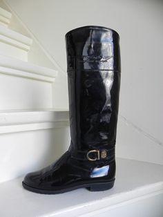 Pertti Palmroth cavallerie lak laarzen boots bottes (2130) Lak, Vintage Boots, Riding Boots, Heeled Boots, Retro, Heels, Fashion, Boots, Horse Riding Boots