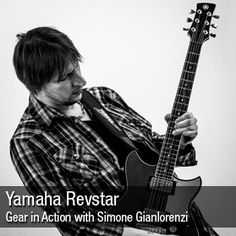 New article on MusicOff.com: Yamaha Revstar & Simone Gianlorenzi. Check it out! LINK: http://ift.tt/293Ga2d