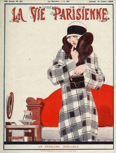 La Vie Parisienne, 1924 by Advertising Archives