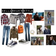 """Bella Swan's Style"" by bella-swan-wannabe on Polyvore"