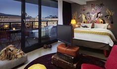 25hours Hotel Wien - Picture gallery