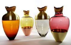 vasos-de-vidro-colorido-por-pia-wustenberg