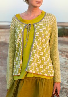 """""""Henriette"""" cotton cardigan – Sweaters & cardigans – GUDRUN SJÖDÉN – Webshop, mail order and boutiques 