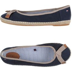 5331649a68031 Tommy Hilfiger Espadrilles ( 95) ❤ liked on Polyvore featuring shoes
