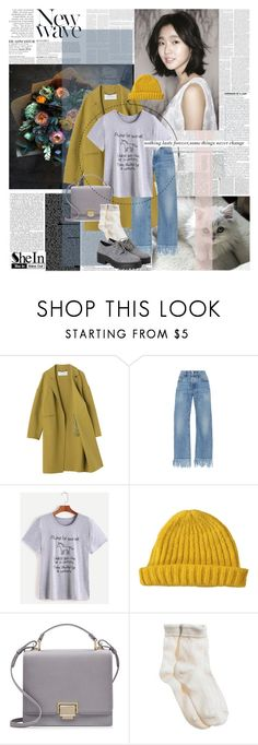 """""""everything"""" by ani-onni on Polyvore featuring Anja, 3x1, Lowie, Smythson, Aerie and Monki"""