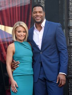 Hmm?: Find Out Why Kelly Ripa Can't Find a New 'Live!' Co-Host to Replace Michael Strahan
