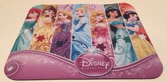 Disney Princess Ariel Jasmine Belle Ultra Thin Gamer Pictorial Mouse Pad | eBay