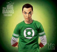 Sheldon Cooper by MarlyReymy.deviantart.com on @deviantART