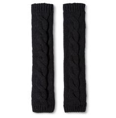 Leg Warmers Black Arrow - Xhilaration�