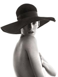 Borsalino Felt Hat #PurelyInspiration