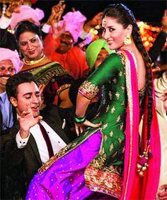 Bollywood love