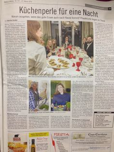 Zelebri.com en Mallorca Zeitung  - Febrero 2014