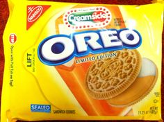 Weird Oreo Flavors, Lays Chips Flavors, Cookie Flavors, Weird Food, Fake Food, Snack Recipes, Dessert Recipes, Snacks, Desserts