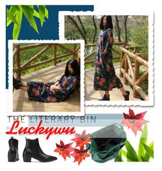 """Luckywu"" by janee-oss ❤ liked on Polyvore featuring women's clothing, women's fashion, women, female, woman, misses and juniors"
