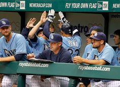 MLB:  Yankees 0 (0-3, 0-3 away) Rays 3 (3-0, 3-0 home) FINAL  Top Perfomers- J. Hellickson, TAM 8.2 IP, 3 H, 0 ER, 4 K   keepinitrealsports.tumblr.com  keepinitrealsports.wordpress.com
