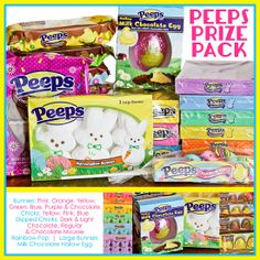PEEPS Magician's Hat Marshmallow Bites and Giveaway