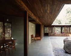 Copper House II / Studio Mumbai 5