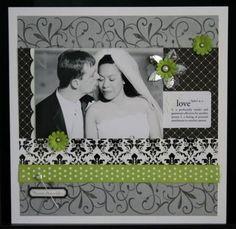 wedding scrapbook ideas | Forever