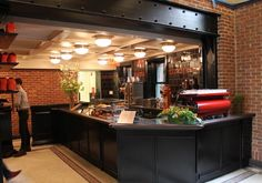 Intelligentsia Coffee, 180 10th Ave at 20th St New York, New York