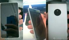 Nokia Lumia 830 images and specifications leaked