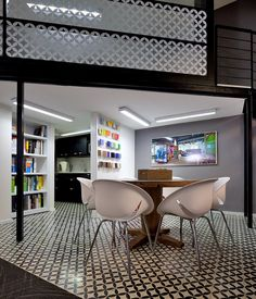 The New Offices Of Setter Architects - Office Snapshots