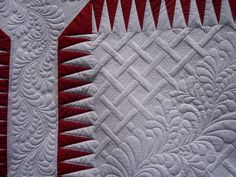 CLA Raffle Quilt, made by Pame Whitaker and Theresa DeWalt, and quilted by Kim Buterbaugh