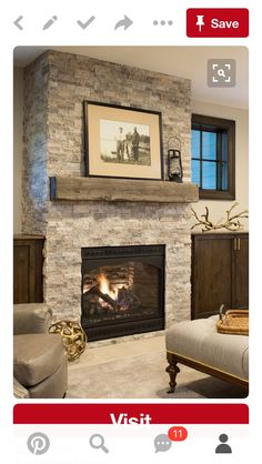 100 Fireplace Design Ideas For A Warm Home During Winter   decor ...